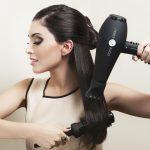 Como usar o secado sem danificar o cabelo?