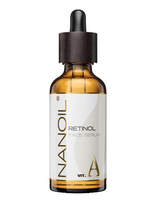 Nanoil Retinol: Vitamin A Face Serum